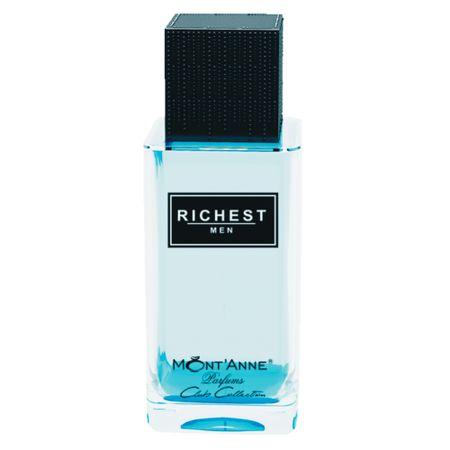 Richest Men Mont'anne Perfume Masculino - Eau de Parfum - 100ml