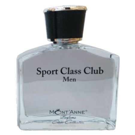 Sport Class Club Men Mont'anne Perfume Masculino - Eau de Parfum - 100ml