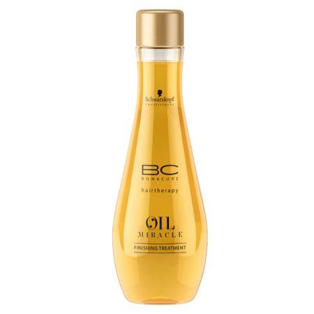 Schwarzkopf BC Bonacure Oil Miracle - Óleo Finalizador de Argan - 100ml