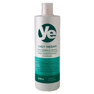 yellow-curly-therapy-shampoo-creme
