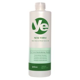 yellow-ye-new-form-neutralizing-shampoo
