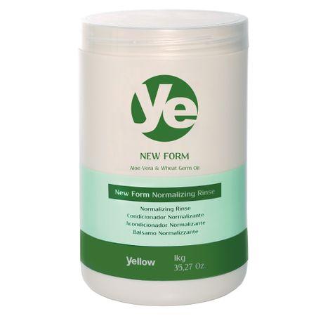 Yellow YE New Form Normalizing Rinse - Creme - 1 Kg