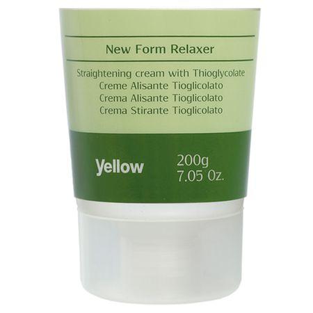 Yellow YE New Form Relaxer Thioglicolato - Finalizador - 200g