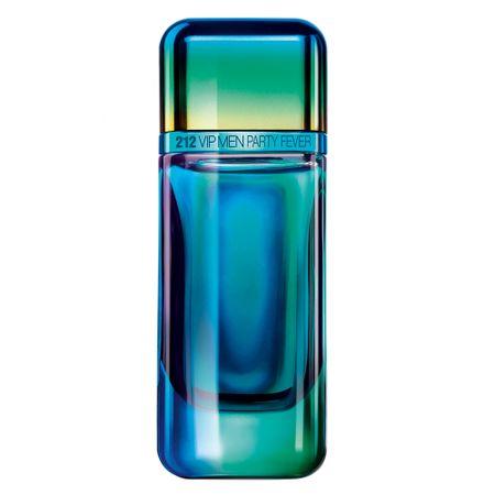 212 VIP Men Party Fever Carolina Herrera - Perfume Masculino - Eau de Toilette...