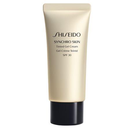 Base Facial Shiseido - Synchro Skin Tinted Gel Cream SPF30 - Light
