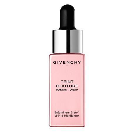 Iluminador Líquido Givenchy - Teint Couture Radiant Drop 2-In-1 - Perolado