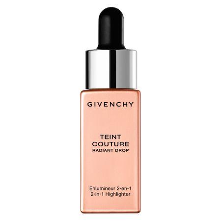 Iluminador Líquido Givenchy - Teint Couture Radiant Drop 2-In-1 - Dourado