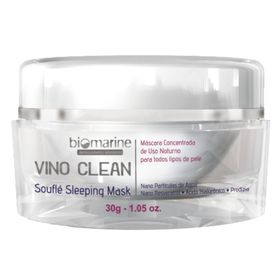 mascara-facial-biomarine-vino-clean-soufle-sleeping-mask