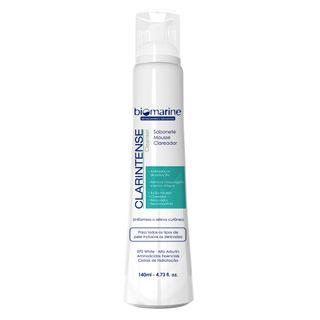 sabonete-mousse-clareador-biomarine-clarintense-cleanser