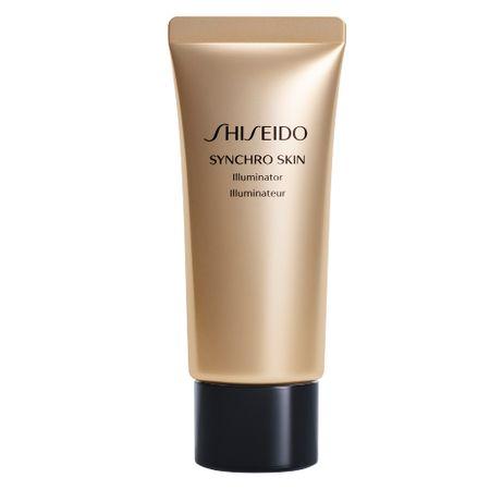 Iluminador Facial Shiseido - Synchro Skin Illuminator FPS30 - Pure Gold