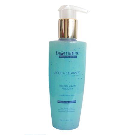Sabonete Líquido Facial Biomarine - Acqua Cleanser - 150ml
