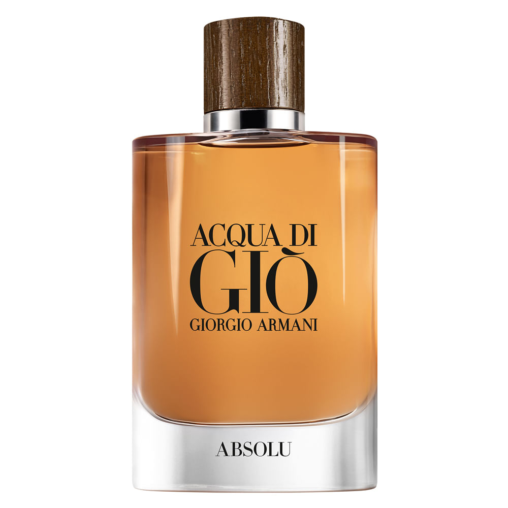 ba151228143 Perfume Acqua Di Giò Absolu Giorgio Armani Masculino - Eau de Parfum ...