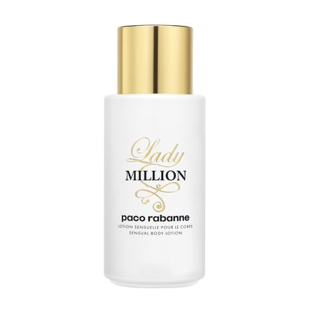 Lady Million Body Lotion Paco Rabanne - Loção Perfumada para o Corpo - 200ml