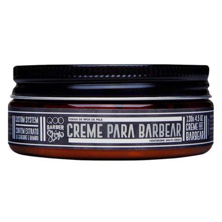 Creme de Barbear Barber Shop - Shaving Cream - 130g