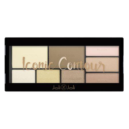 Estojo de Maquiagem Joli Joli - Iconic Contour - 1 Un