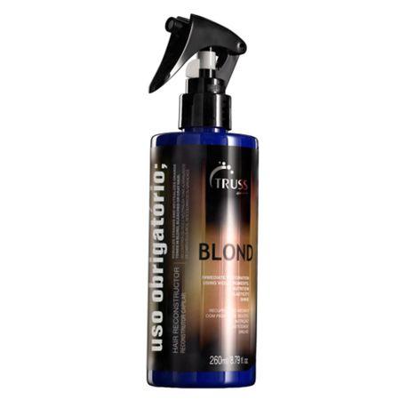 Truss Uso Obrigatório Blond - Reconstrutor Capilar - 260ml