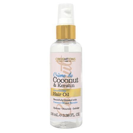 Creightons Crème Coconut Keratin - Óleo Capilar - 100ml