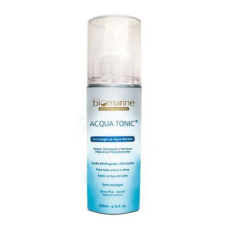 Acqua Tonic Biomarine - Limpador Facial - 200ml