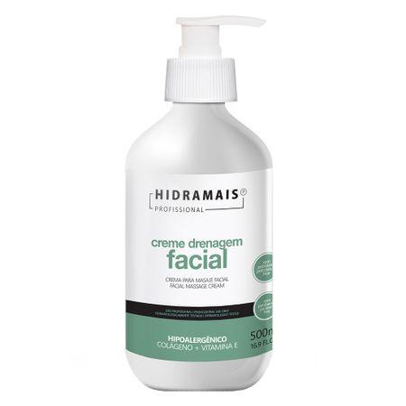 Creme de Drenagem Facial Hidramais - 500ml