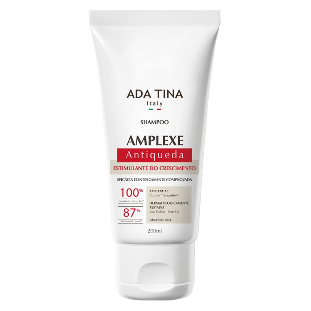 Amplexe Shampoo Antiqueda Ada Tina - Shampoo Antiqueda - 200ml