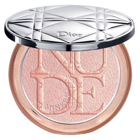 Pó iluminador Dior - Diorskin Mineral Nude Glow - 002 Pink