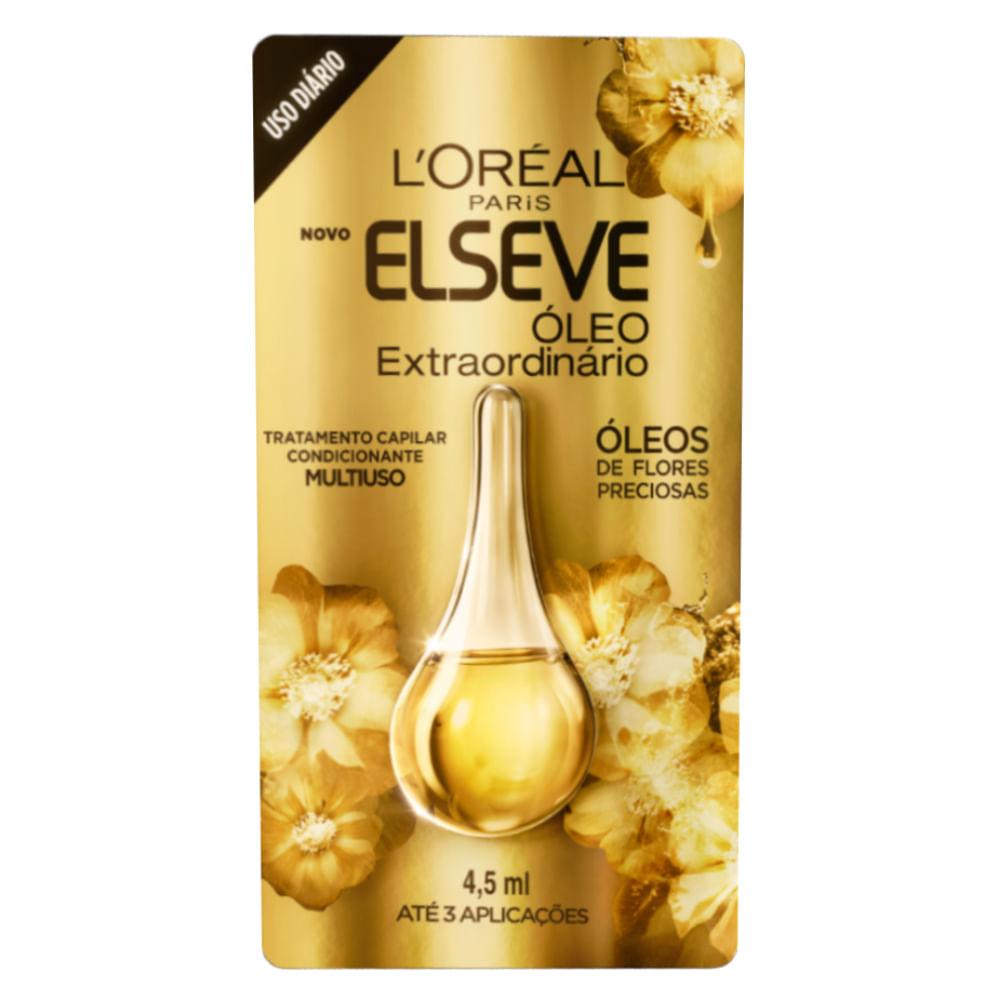 07090cac9 L'Oréal Paris Elseve Gota Óleo Extraordinário - Óleo Capilar - Época ...