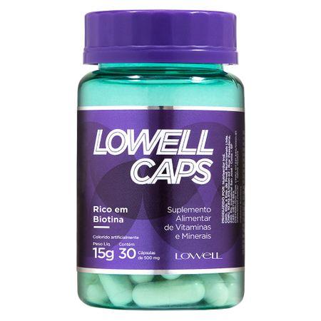 Cápsulas de Crescimento Lowell Caps - 30 Caps