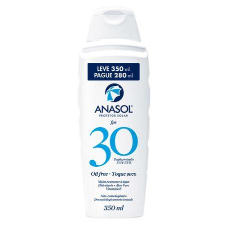Protetor Solar Loção FPS30 Anasol - 350ml