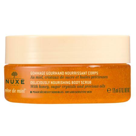 Esfoliante Corporal Nuxe Paris - Rêve de Miel Deliciosamente Nutritivo - 175ml