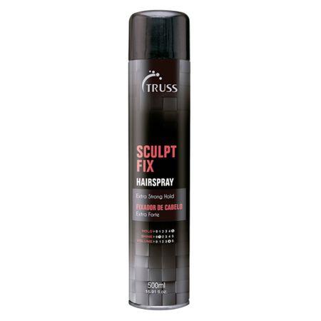 Truss Sculpt Fix - Fixador Extra Forte - 500ml