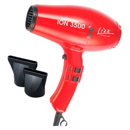 Compact Ion 3500 Lizz Professional - Secador de Cabelo 1900W - 110v