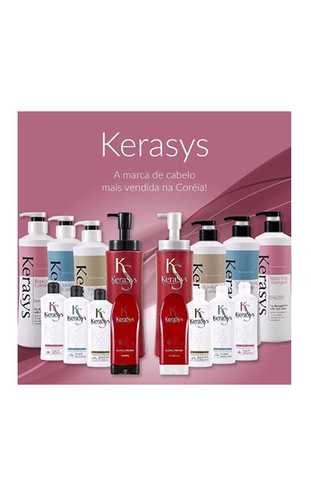 Foto 2 - Kerasys Revitalizing - Condicionador - 180ml