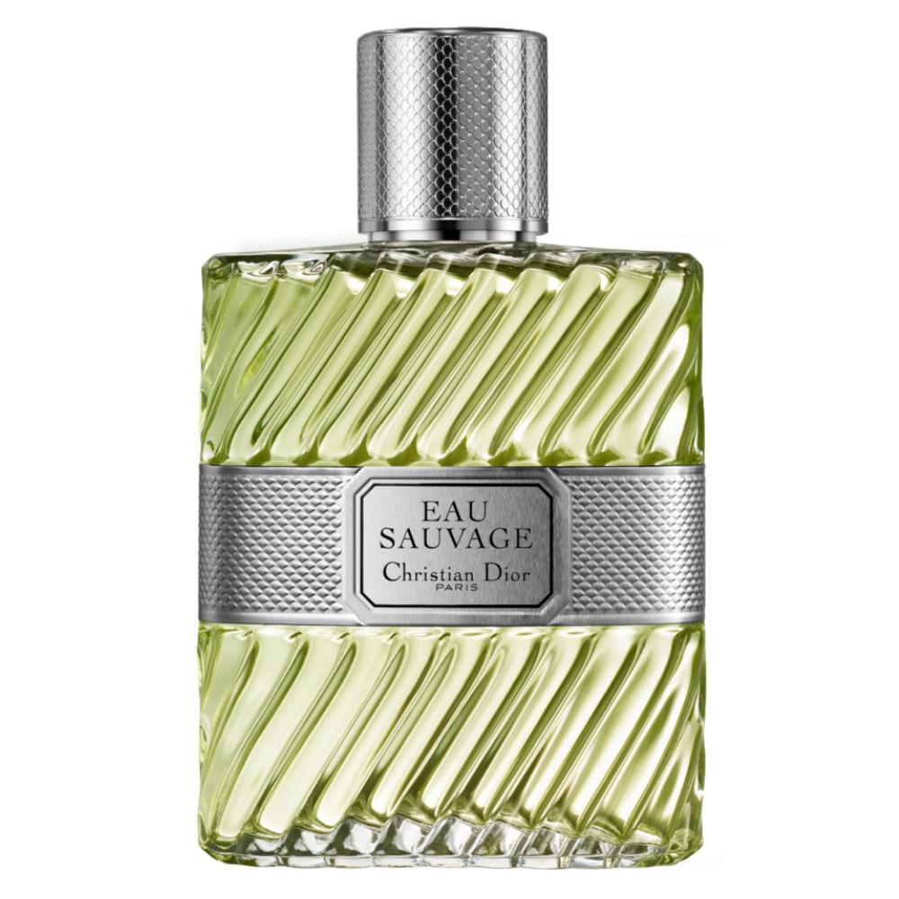 9e198c4eed0 Perfume Eau Sauvage Dior Masculino - Época Cosméticos