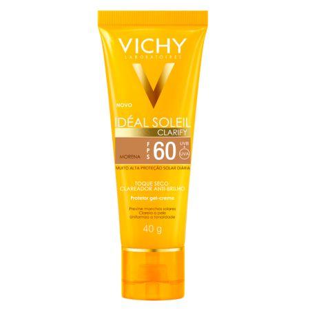 Idéal Soleil Clarify FPS 60 Vichy -  Protetor Solar - Morena