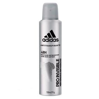 liebre puerta Mm  Desodorante Spray Feminino Adidas - Aero Invisible - Época Cosméticos