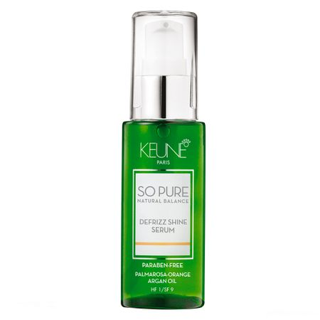 Keune So Pure Defrizz Shine - Sérum Anti Frizz - 50ml