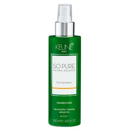 Keune So Pure Texture Spray - Fixador de Cabelo - 200ml