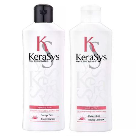 Kerasys Repairing Kit - Shampoo + Condicionador - Kit
