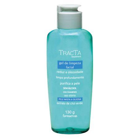 Gel de Limpeza Facial - Tracta - 130ml