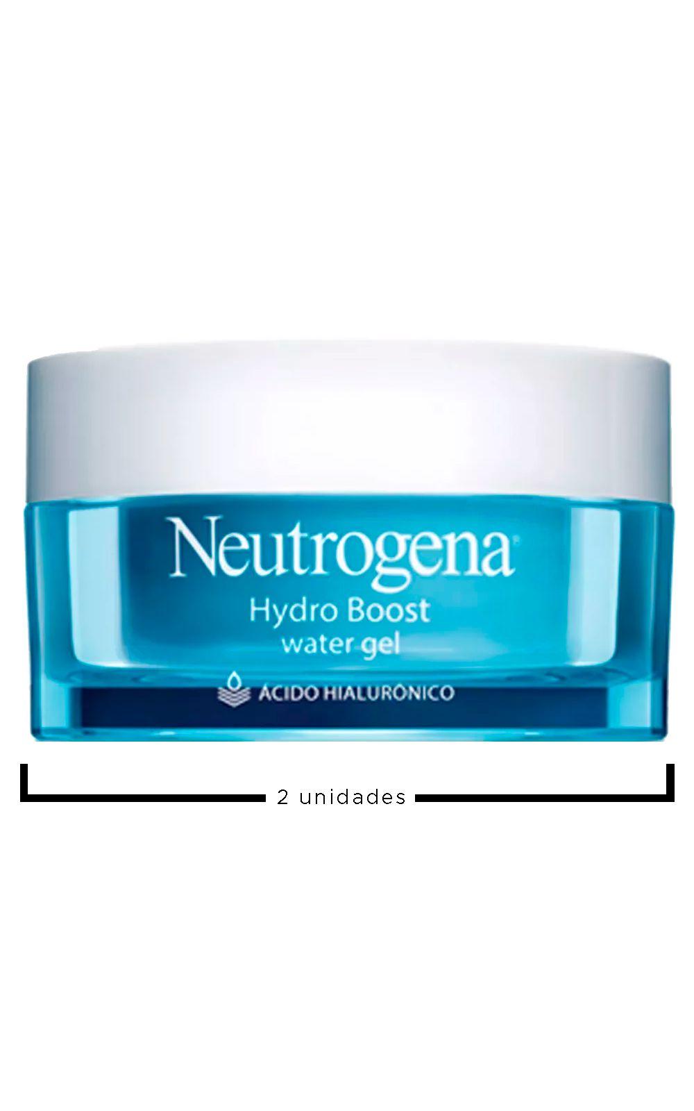 Foto 2 - Neutrogena Hydro Boost Ganhe 70% na Segunda Un Kit - Hidratantes Faciais - Kit