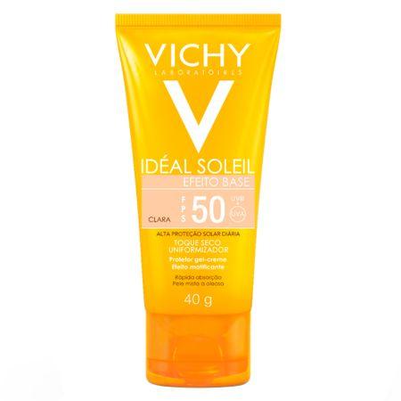 Idéal Soleil FPS 50 Efeito Base Vichy -  Protetor Solar - Clara