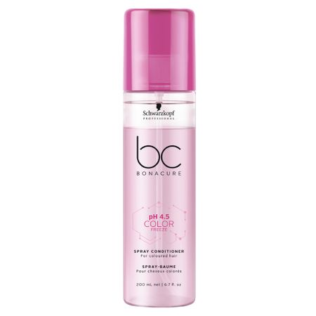 Schwarzkopf BC pH 4.5 Color Freeze - Leave-in Spray - 200ml