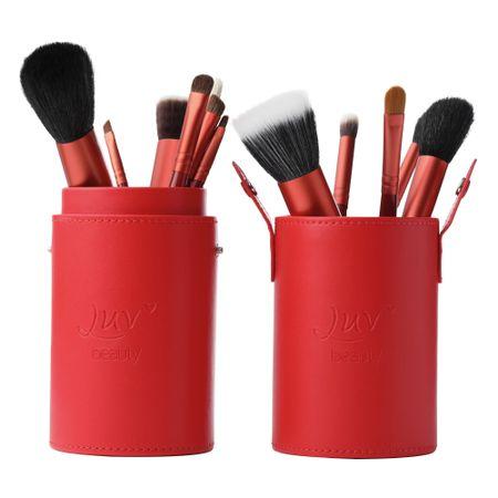 Kit de Pincéis de Maquiagem Luv Beauty - Full Luv - Kit