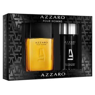 8d577854a7 Azzaro Pour Homme Azzaro - Masculino - Eau de Toilette - Perfume +  Desodorante - Kit · comparar. Cupom em Época Cosméticos