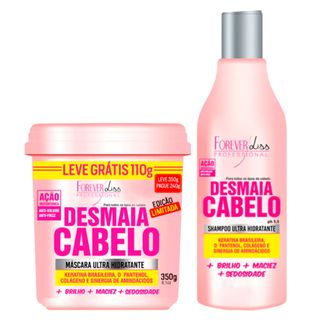 forever-liss-desmaia-cabelo-kit-mascara-shampoo