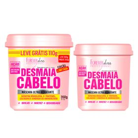 forever-liss-desmaia-cabelo-kit-2-mascara-ultra-hidratante