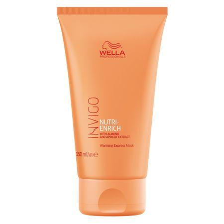 Wella Professionals Invigo Enrich Self-Warm - Máscara Capilar Instantânea -...