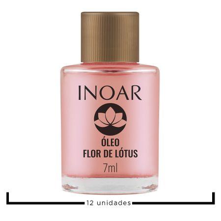 Inoar Résistance Flor de Lótus - Óleo Finalizador - 12x 7ml