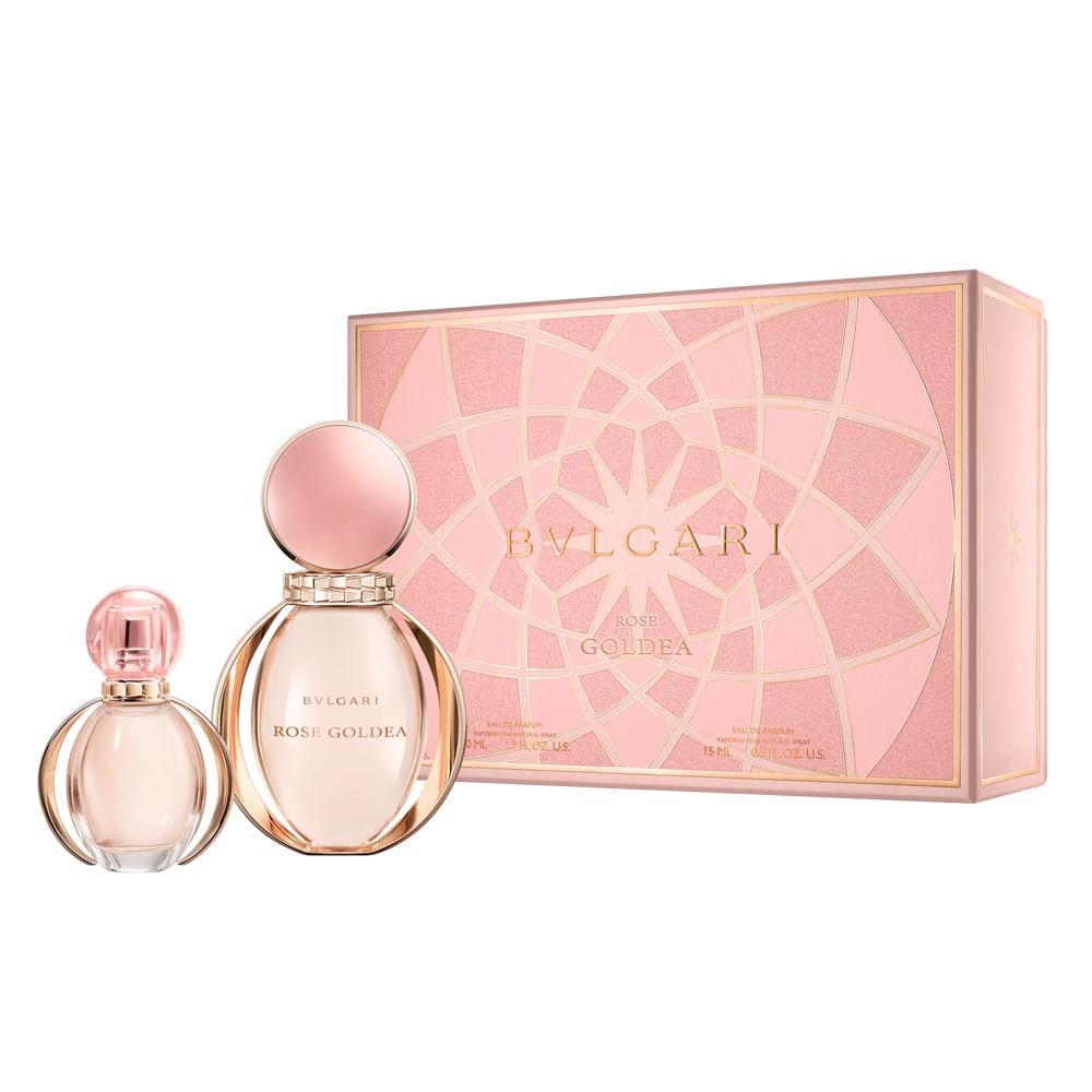 56ed7bccc14 Kit Bvlgari Rose Goldea - Perfume Feminino - Época Cosméticos