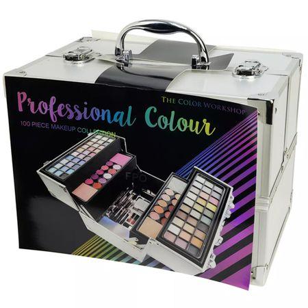 Maleta de Maquiagem Markwins - Professional Colours - Maleta